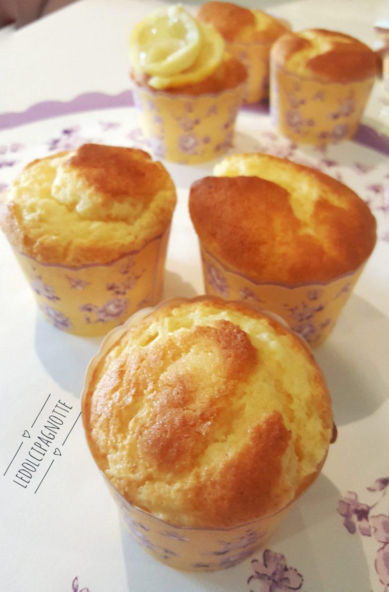 Mini muffin alla ricotta