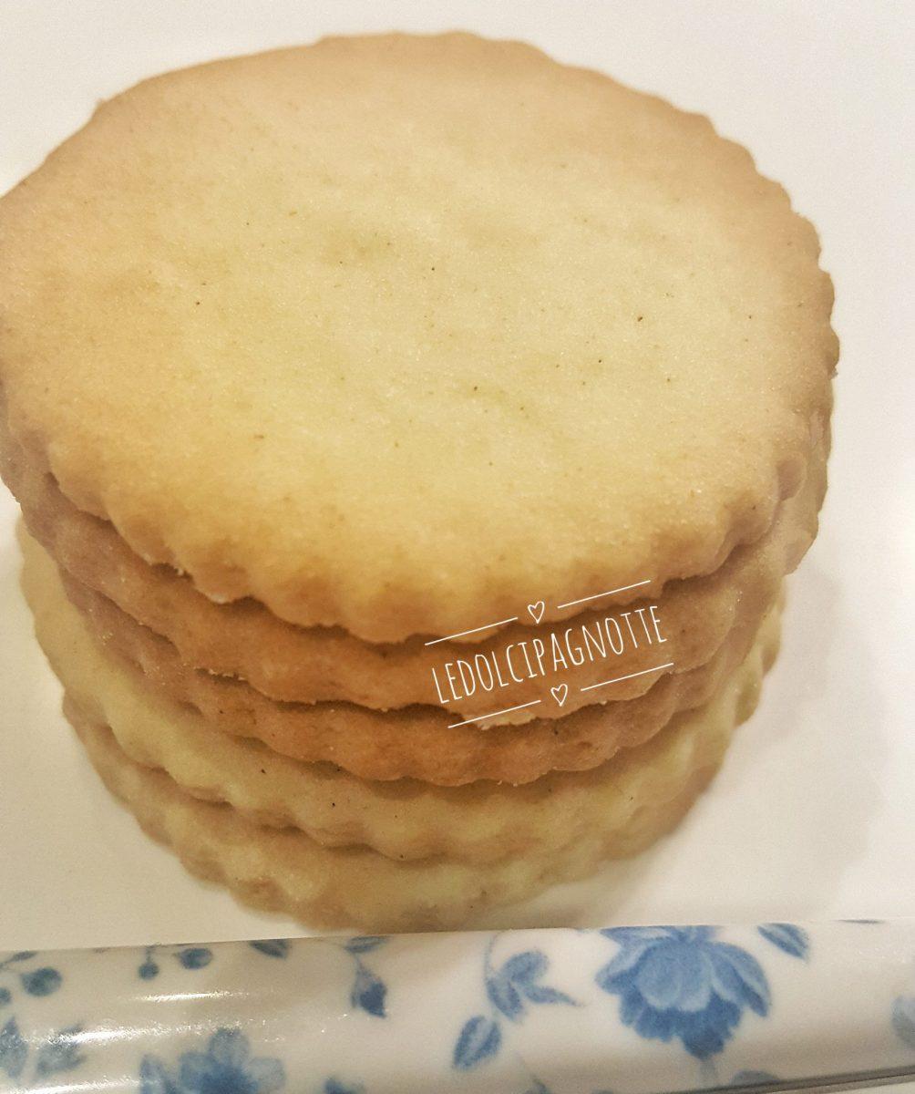 Biscotti di pasta sablè