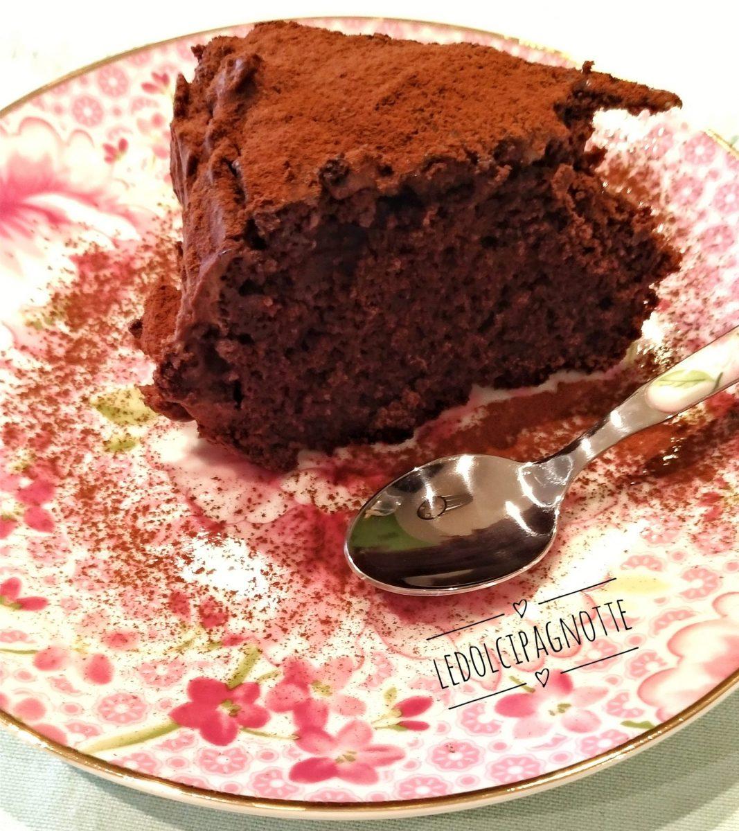 Torta al cioccolato di Vianne