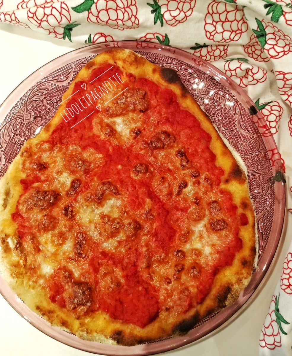 Pizza romana – in teglia o stirata