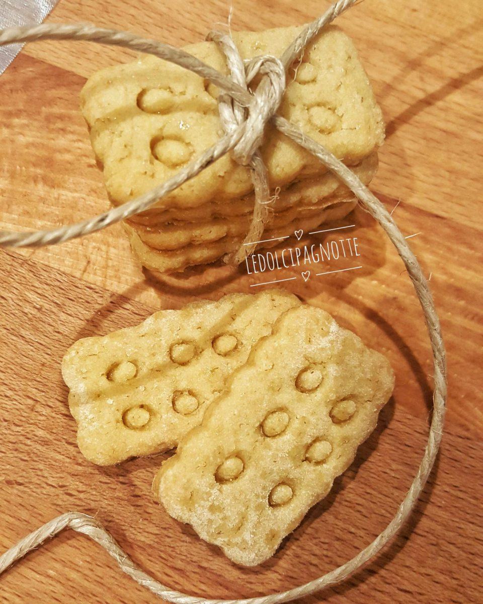 Biscotti Kamut e sciroppo d'acero